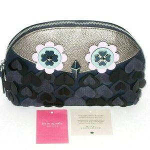 NEW Kate Spade Medium Dome Cosmetic Bag Case